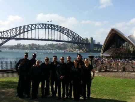 Noshies on Sydney Opera House