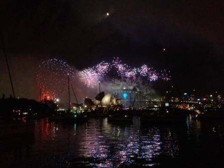 Nosh Fireworks