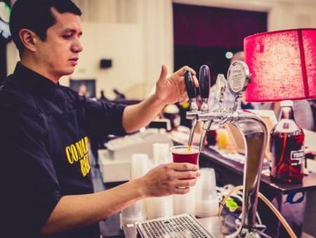 John Pulling Beer