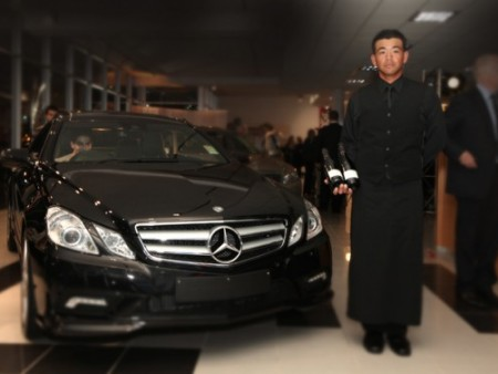 J Lim Mercedes