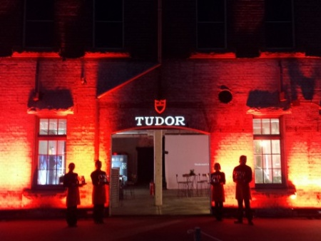 Tudor Outside