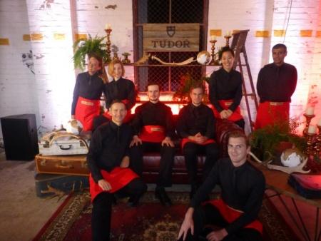 Tudor Nosh Staff