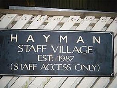 Hayman Island Staff Village