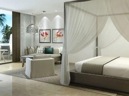 Hayman Island Hotel Room