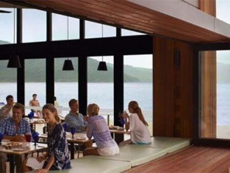 Hayman Island Restaurant