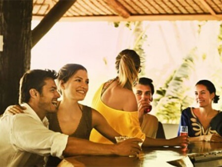 Hayman Island Bar