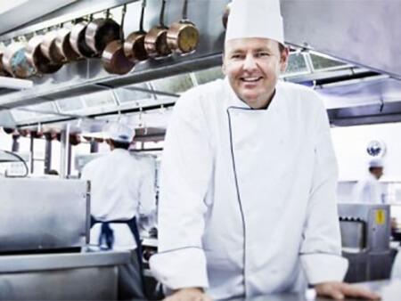 Hayman Islands Chef