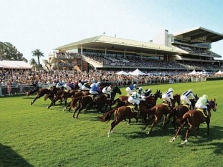 Melbourne Cup Racing
