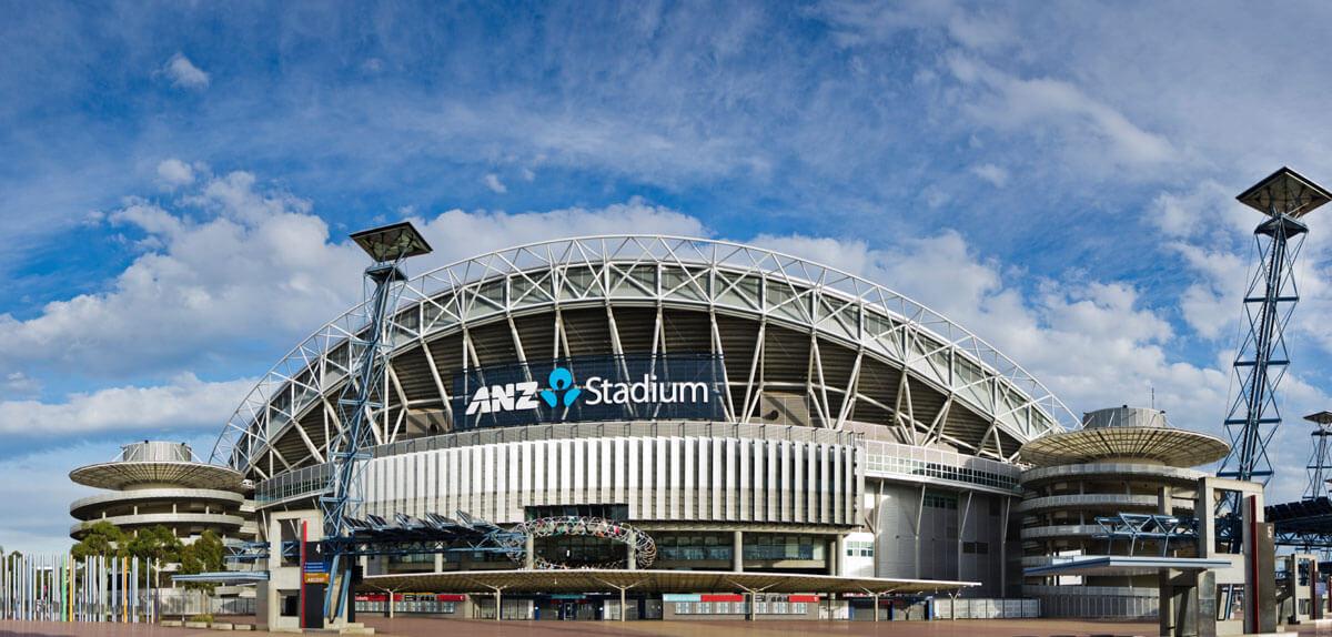 Stadium-Aus
